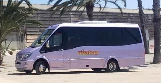 Minibus 20 places